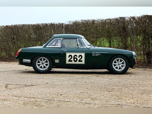 1965 MGB FIA great period race history SOLD (picture 4 of 12)