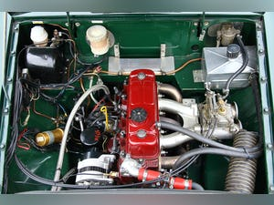 1965 MGB FIA great period race history SOLD (picture 9 of 12)