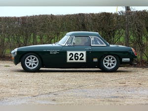 1965 MGB FIA great period race history SOLD (picture 10 of 12)