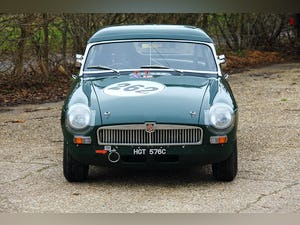1965 MGB FIA great period race history SOLD (picture 11 of 12)