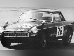 1965 MGB FIA great period race history SOLD (picture 12 of 12)