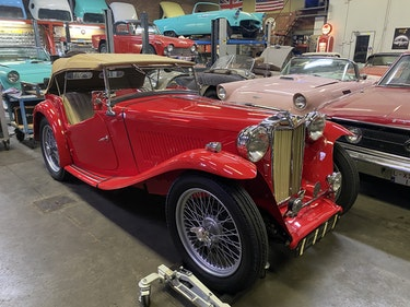 Picture of 1948 MG TC  For Sale