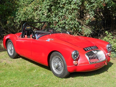 Picture of 1959 MGA Circuit Race Car - With FIA HTP For Sale