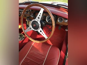 1969 Stunning example of MGB ROADSTER, Heritage Shell, 1800cc SOLD (picture 12 of 12)