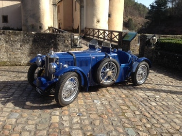 Picture of 1937 Ta supercharged special For Sale