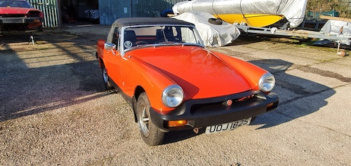 Picture of 1978 MG Midget 1500 in good running order For Sale