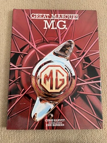 Picture of Great Marques MG ,80 Page Pictorial Hard Back. For Sale