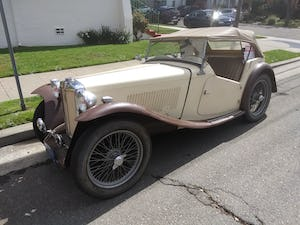 1947 Mg tc  For Sale (picture 1 of 7)