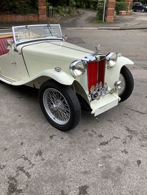 Picture of Superb MG moedel TC 1949 For Sale