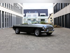 1963 Matching Numbers MK1 MGB SOLD (picture 1 of 12)