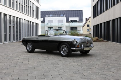 Picture of 1963 Matching Numbers MK1 MGB SOLD