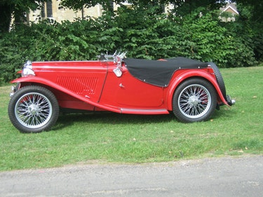 Picture of 1947 MGTC 1946 For Sale