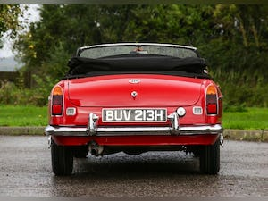 1970 MGB Roadster For Sale (picture 3 of 12)
