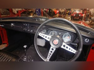 1970 MGB Roadster For Sale (picture 11 of 12)