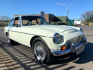 1968 MG C GT For Sale (picture 1 of 12)
