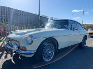 1968 MG C GT For Sale (picture 2 of 12)