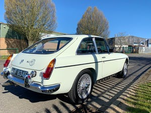 1968 MG C GT For Sale (picture 3 of 12)
