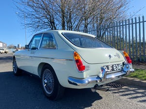 1968 MG C GT For Sale (picture 4 of 12)