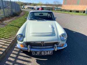 1968 MG C GT For Sale (picture 6 of 12)