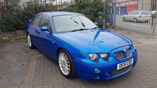 Picture of 2001 Fabulous mg zt 190 For Sale