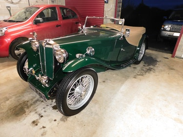 Picture of 1948 Very Original MG TC For Sale
