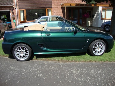 Picture of 2002 Exceptional low 27k mileage MG-TF  135  Stepspeed For Sale