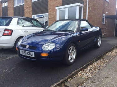 Picture of 1998 MGF Good condition and runs well. For Sale