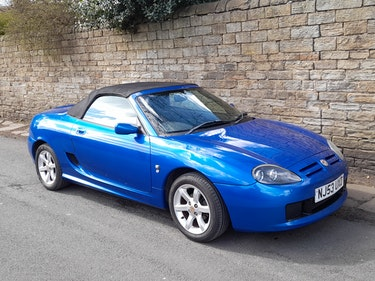 Picture of 2003 MG TF 135 Sports Car - Trophy Blue For Sale