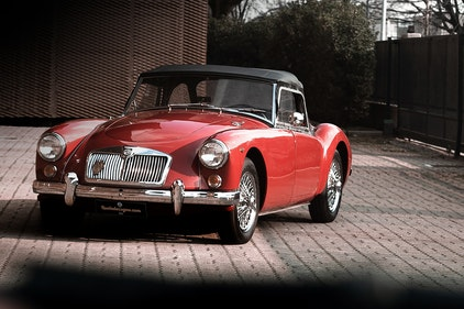 Picture of 1961 MG A SPIDER 1600 For Sale