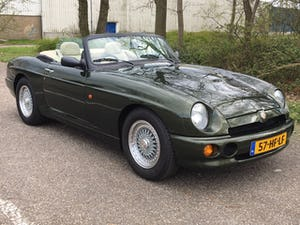 1996 MG RV8 low kilometers For Sale (picture 1 of 8)