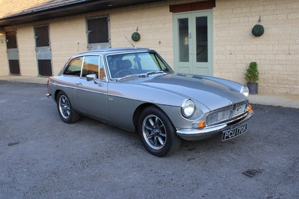 Picture of 1971 MG B GT V8 For Sale