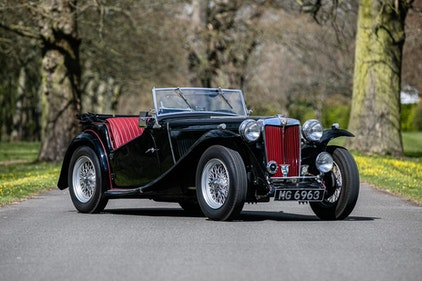 Picture of 1946 MG TC Ex-Goldie Gardner For Sale by Auction