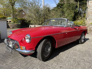 1976 MGB Roadster 2.0 Fast Road For Sale (picture 6 of 12)