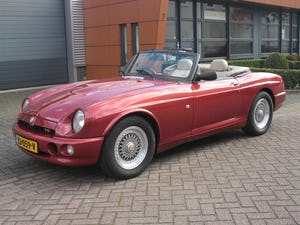 1994 MG RV8 Nightfire Red For Sale (picture 1 of 10)
