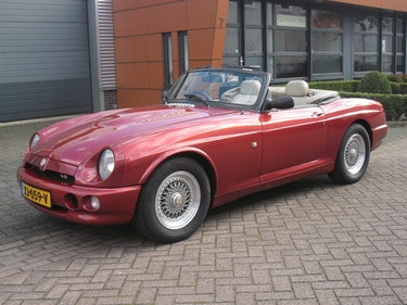 Picture of 1994 MG RV8 Nightfire Red For Sale