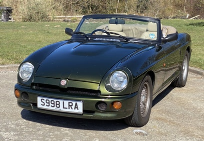 Picture of 1998 MG RV8 For Sale