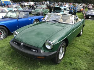 1970 MGB/MGB GT (picture 1 of 1)