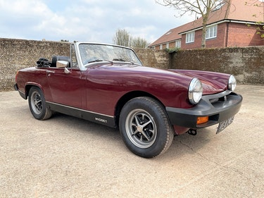 Picture of 1977 MG Midget 1500 nicely restored example few owners For Sale