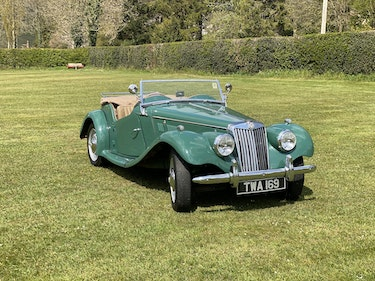 Picture of 1954 MG TF - UK RHD Car For Sale