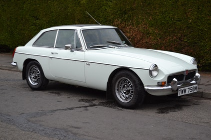 Picture of 1974 MG B GT V8 For Sale by Auction