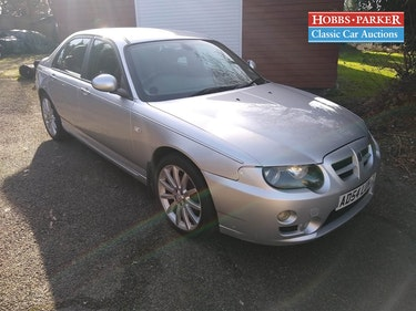 Picture of 2005 MG ZT Turbo For Sale by Auction