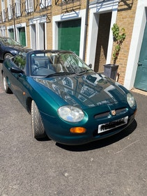 Picture of 1997 Beautiful MGF For Sale