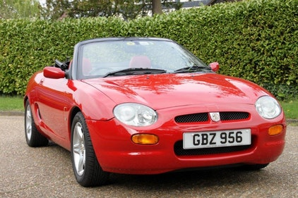 Picture of 1996 MGF 1.8 VVC - Only 27,000 Miles For Sale