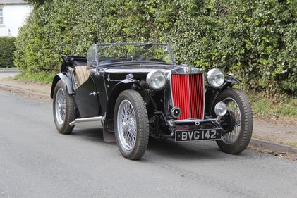 Picture of 1939 MG TB - Incredibly Rare For Sale