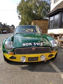 Picture of 1968 MG C GT Sebring replica For Sale