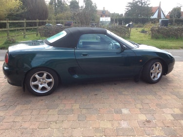 Picture of 1998 MGF For Sale