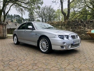 Picture of 2003 MG ZT SE V8 Rare and collectible. Just 42,300 Miles For Sale