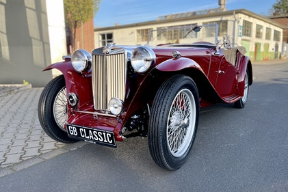 Picture of 1948 MG TC in absolutly Concours Condition For Sale