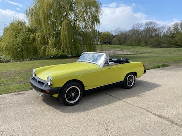 Picture of 1975 (N) MG Midget 1500 For Sale