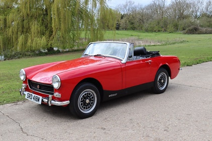 Picture of 1974 (M) MG Midget 1275cc RWA For Sale